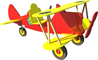 kids pedal plane