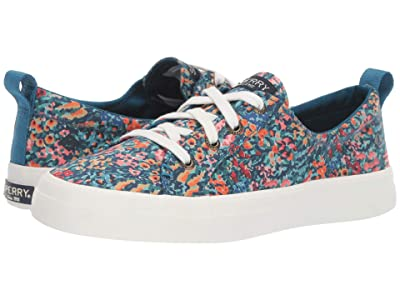 Sperry Crest Vibe Liberty (Blue Multi) Women