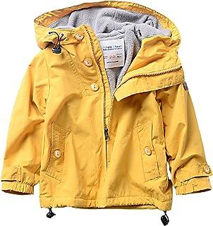 Lisa Pulster 男の子 ジャケット春秋 冬服 子供服 キッズ コート ジップアップパーカー ブルゾンジャンパー 大きいサイズ