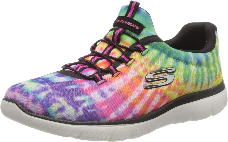 Skechers Women's Summits-Light Dreaming Sneaker