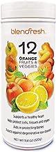 Superfood & Whole Food Powder | Vegan. Gluten Free. Non-GMO | Orange Fruits & Vegetables | by Blendfresh