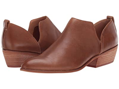 FRYE AND CO. Rubie Slip-On Bootie (Tobacco) Women