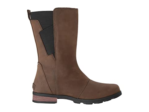 BlackRedwood Emelie BlackElkMajor Mid SOREL Black f8wAtPqq