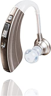 Digital Hearing Amplifier - Silver, Long Lasting 600hr Battery - 1 Year Warranty 220S (1)