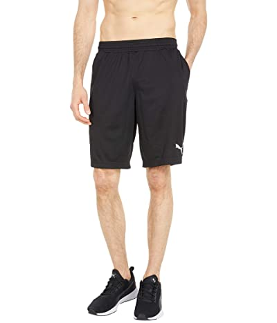 PUMA RTG Interlock 10 Shorts (PUMA Black 2) Men
