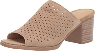 Dirty Laundry Women's Take All Heeled Sandal