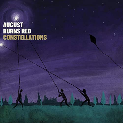 August Burns Red - Constellations (Remixed) (2019)