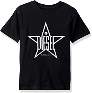 Diesel Boys' Short Sleeve T-Shirt