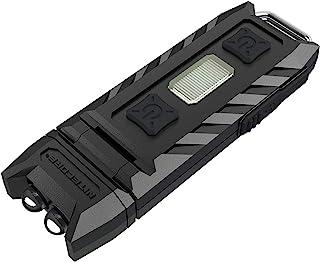 Nitecore Thumb Clip On 85 Lumens Rechargeable Flashlight