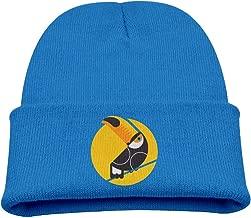 Youth Boys Wool Hat Slouchy Beanie Winter Distressed Toucan Woolen Cap BeanieHat Beanies