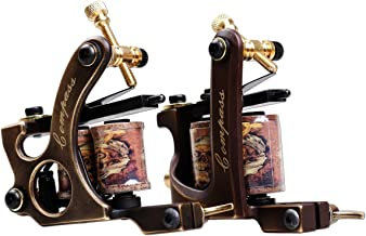tattoo machine liner spring setup