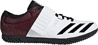 wholesale dealer dd69d 8df6f adidas Adizero HJ Cleat Unisex Track Field White