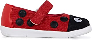 EMU Australia Ladybug Ballet Kids Sneakers PU