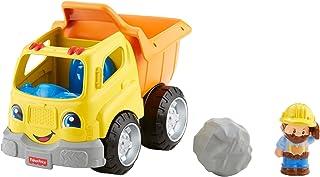Fisher-Price Camión de residuos de Little People