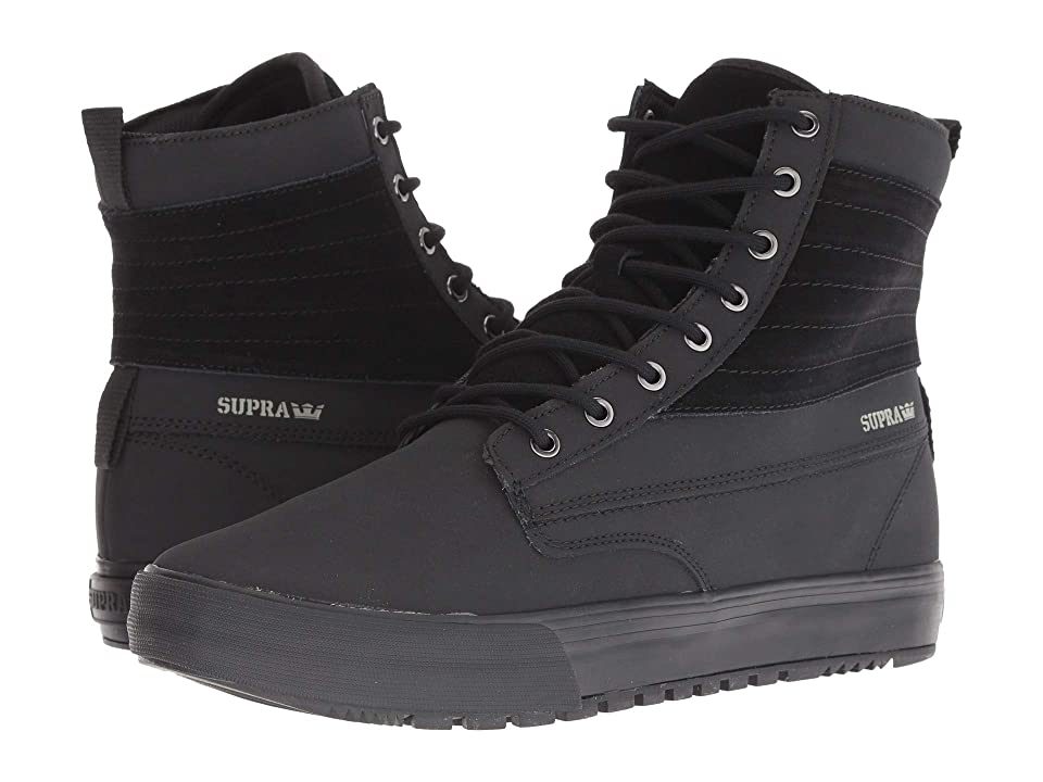 Supra Graham CW Winter (Black/Black) Men