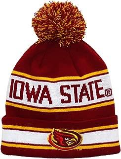 Iowa State Cyclones Beanie - ISU Knitted Pom Beanie