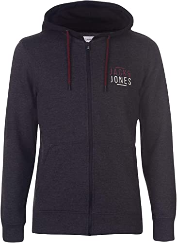 Official Jack and Jones and Jones Stamp Capuche Haut Capuchon pour Hommes Pull Pull