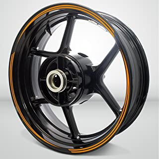 Vector Outer Rim Liner Stripe for Suzuki Bandit 1200 Gloss Orange