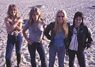 Lita Ford - The Runaways 24X36 New Printed Poster Rare #TNW793287
