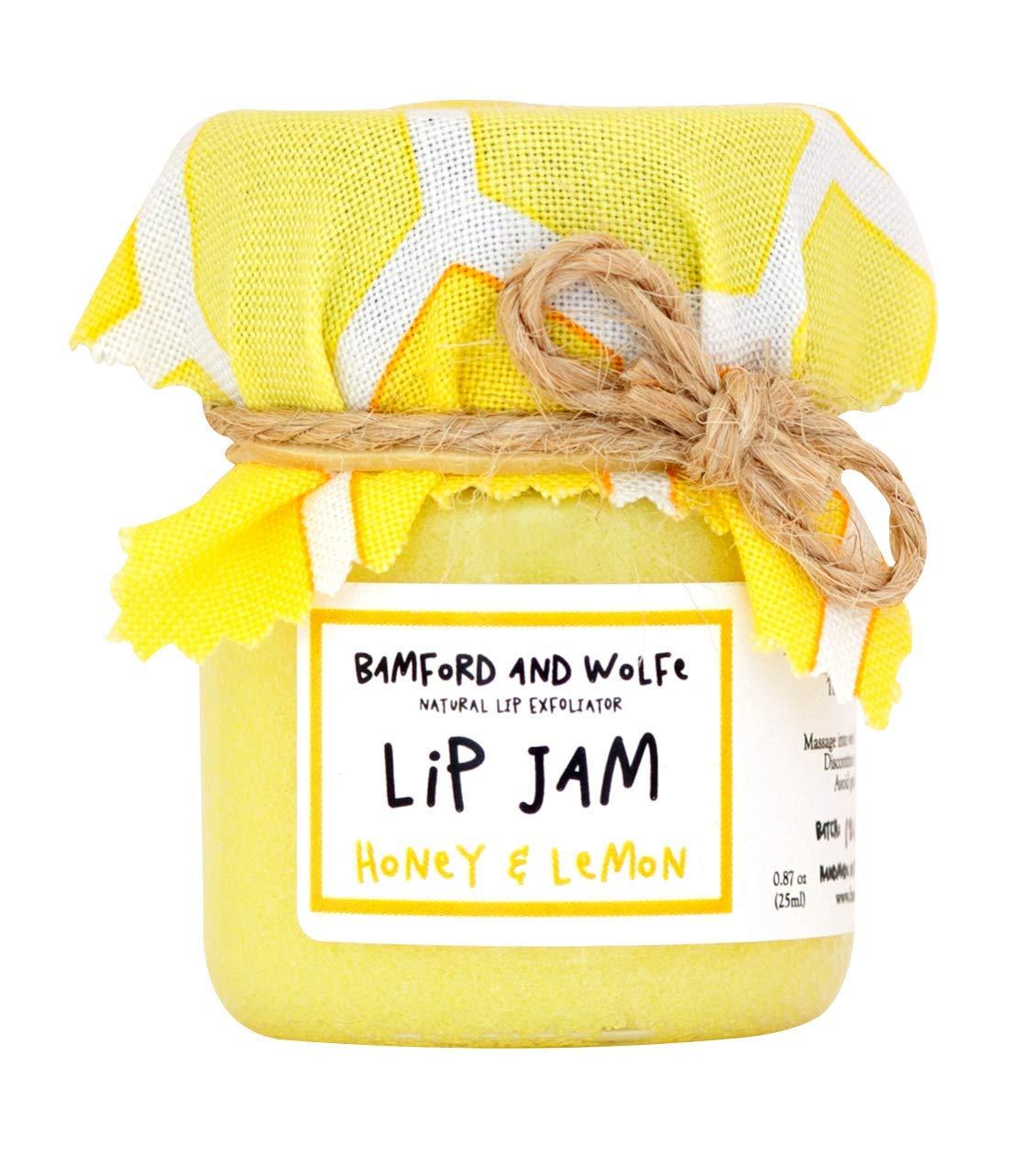 Lip Jam Honey Brand Price reduction Cheap Sale Venue Lemon – Exfoliating Natural. All Scrub