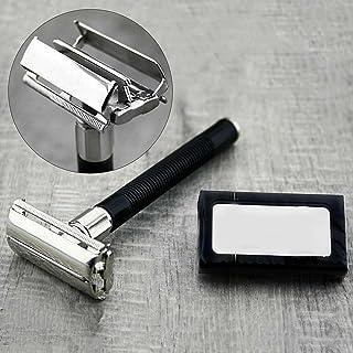 Motyl bezpieczeństwo maszynka do golenia i bezpłatna maszynka do golenia z podwójną krawędzią Wilkinson do klasycznego gol...