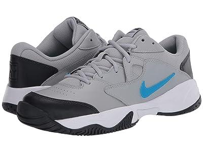 Nike Court Lite 2 (Light Smoke Grey/Blue Hero/Off Noir/White) Men