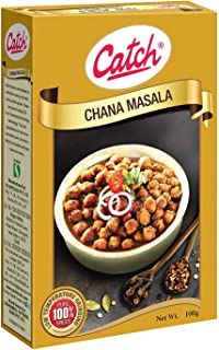 Catch Chana Masala, 100g - Indian Masalas Indian Herbs and Spices