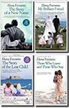 [Neapolitan Novels 4 Books Set] (By Elena Ferrante Neapolitan Books):My Brilliant Friend/Story of a New Name/Those Who Leave and Those Who Stay/The Story of the Lost Child