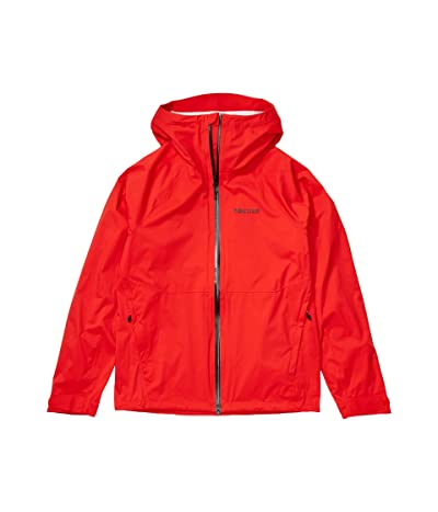 Marmot PreCip Stretch Jacket (Victory Red) Men
