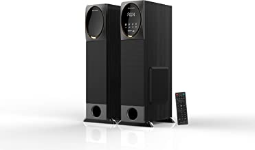Jack Martin JM 50T Tower Speaker with Bluetooth / USB / SD / Built in FM / Wireless Mic