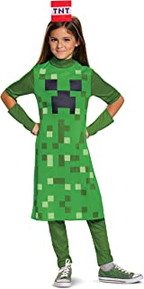 minecraft creeper dress