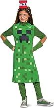 Disguise Minecraft Creeper Girls' Costume