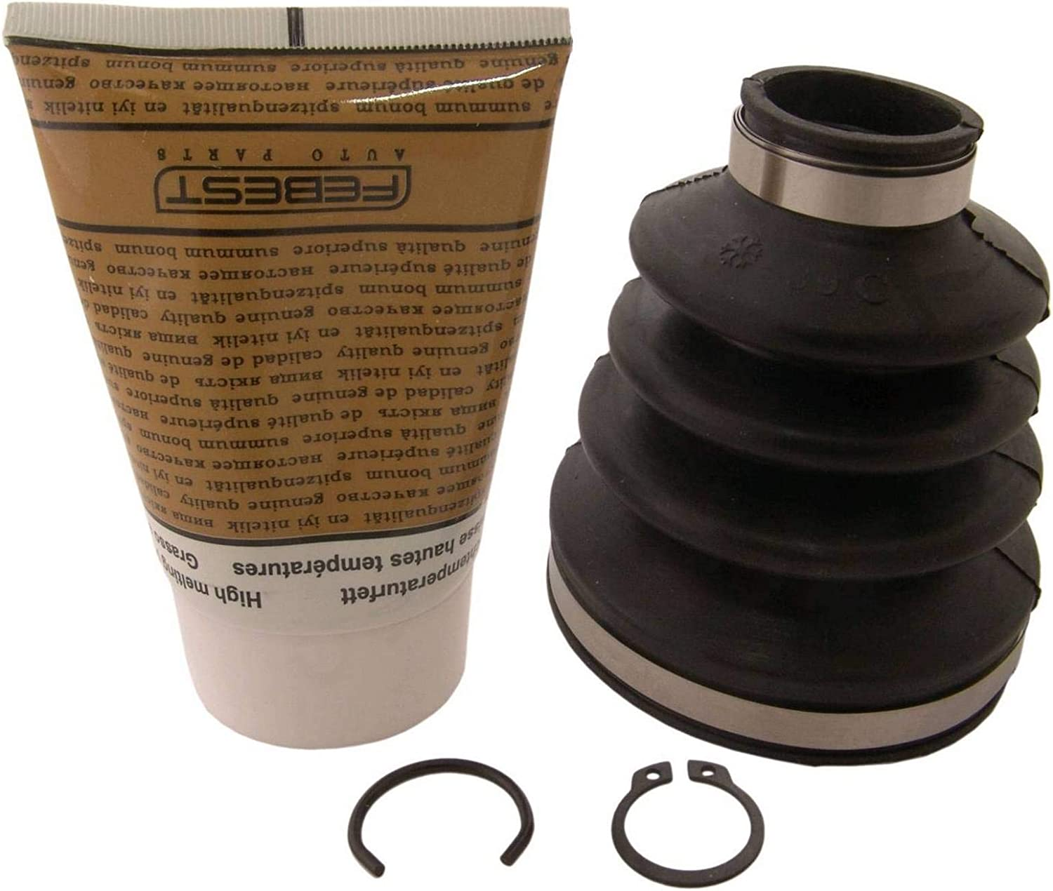 Boot Inner Cv Joint Kit 1615-203 specialty NEW shop Febest A2113 Oem 73.6X93.8X27.2