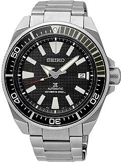 Reloj Analógico para Hombre de Automático con Correa en Acero Inoxidable SRPB51K1