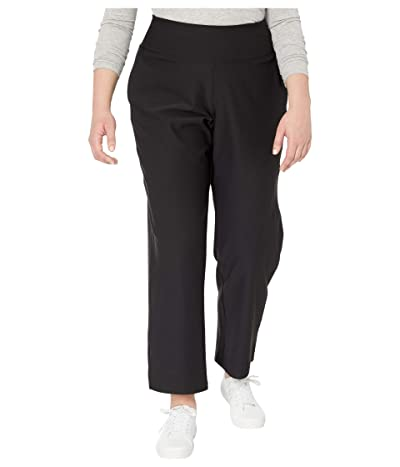The North Face Plus Size Everyday High-Rise Pants (TNF Black) Women