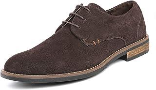 کفش Bruno Marc's Suede Urban Suede Lace Up Oxfords کفش