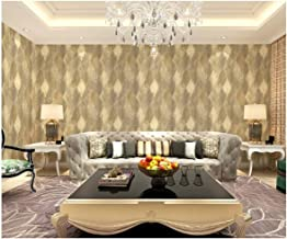 HIZLJJ Wall paper decorations contact paper Wallpaper Decorative Self-Adhesive Film for Furniture Surfaces Easy to Clean E...