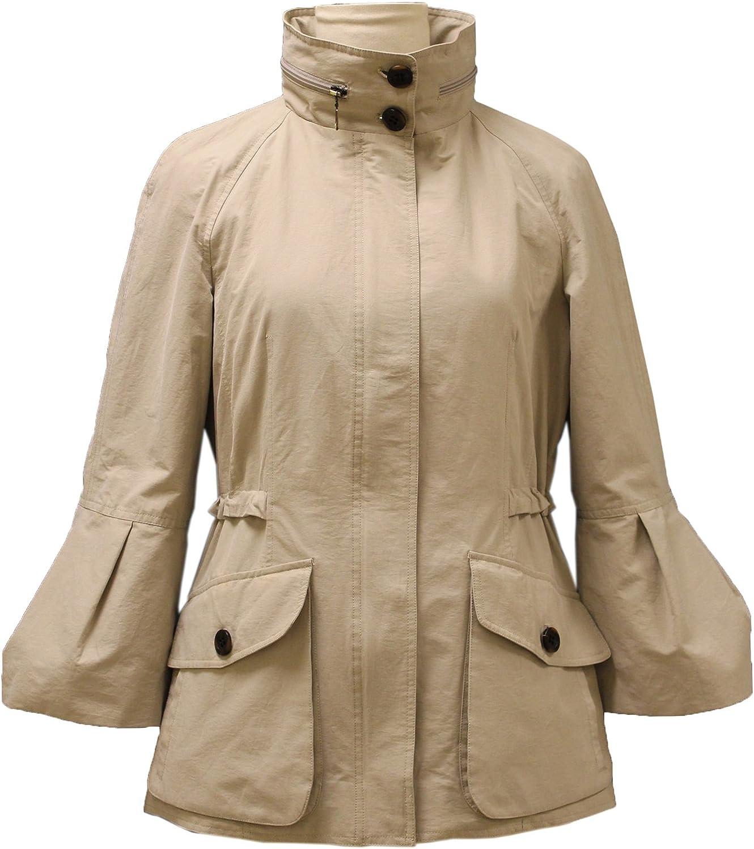 Gallery Womens Ladies Cotton Swing Jacket Cotton Lightweight Jacket