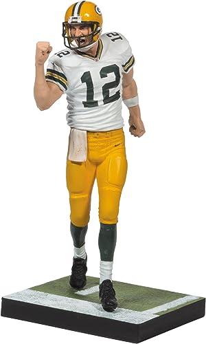 saludable McFarlane NFL Series 34 AARON RODGERS - verde Bay Bay Bay Packers Sports Picks Figure  ventas en linea