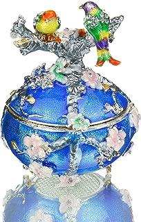 Best vintage porcelain egg trinket box Reviews