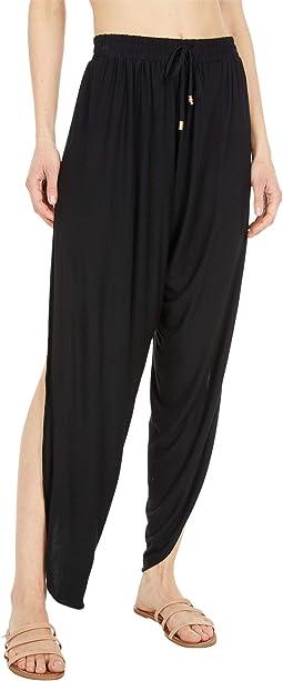 Core Cover-Up Drape Pant