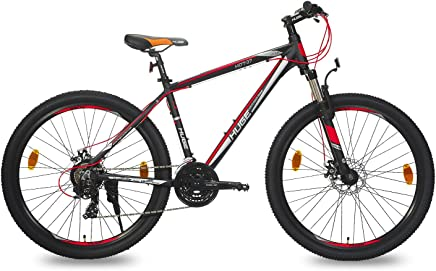d7fa36681aa Huge Speed 27.5T Bicycle with Front and Rear Bolted Type Disc Brake for  Boys and