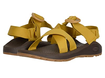 Chaco Mega Z Cloud (Solid Gold) Women