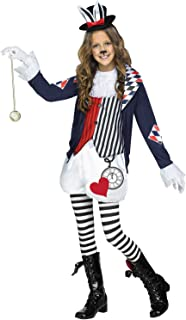 Fun World  Alice In Wonderland Costume, X-Large, Multicolor
