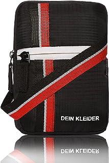 Dein Kleider Nylon Sports Sling Cross Body Travel Messenger one Side Shoulder Bag for Men and Women