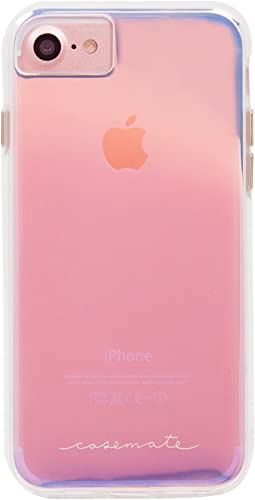 popular Case-Mate - iPhone 7 Case - Naked Tough - outlet sale for iPhone 7 outlet online sale / 6s / 6 - Iridescent outlet sale