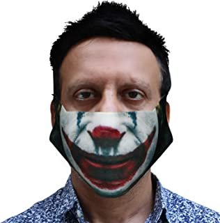 ORILEY ORCFM05 Reusable Cotton Face Mask Washable Breathable Protective Stylish Nose Mouth Cover for Men & Women (1 PC)