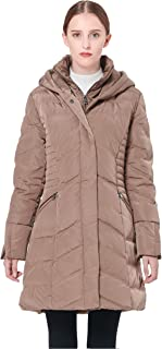 marmot long down jacket