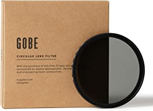 Gobe 55mm ND64 Stop  Lens Filter  2Peak