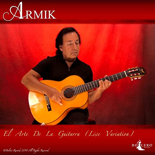 El Arte De La Guitarra (Live Variation) de Armik en Amazon Music ...